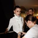 Cosmo punce v prvih vrstah Philips Fashion Weeka