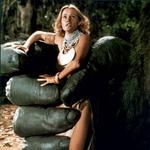 Z vlogo v filmu King Kong je leta 1976 precej neslavno začela danes zelo bogato kariero. (foto: story press)