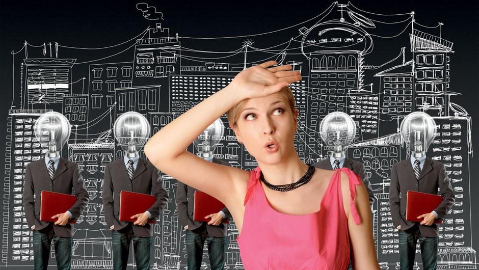 Kariera - po stopničkah navzgor! (foto: Shutterstock)