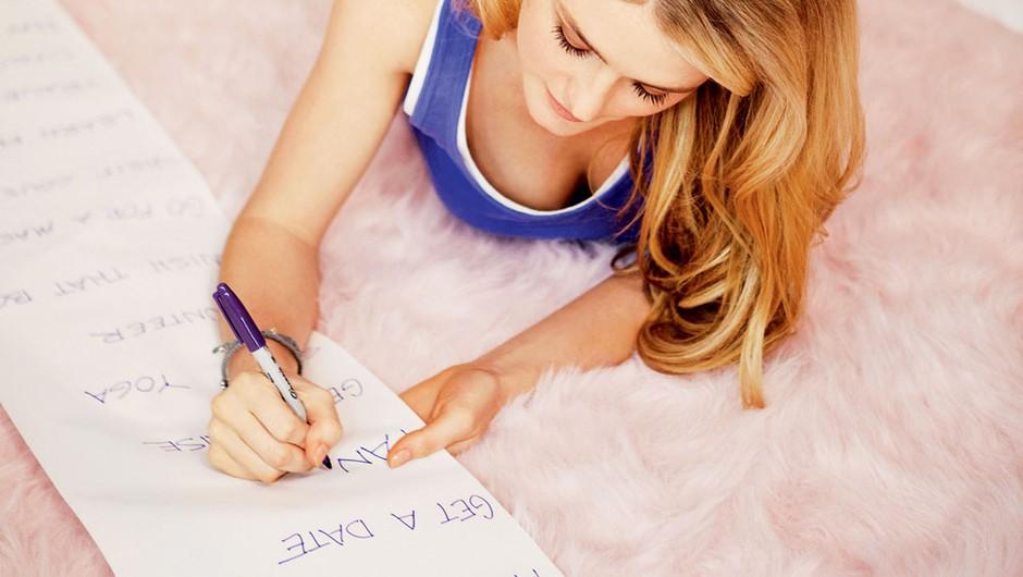 15 najboljših stvari, ki jih začni načrtovati v tem trenutku! (foto: Alexa Miller)