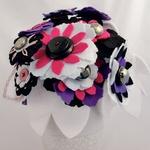 Oblikovalka nakita: Mojca Kropec – Nevestica (foto: Lisa Press)