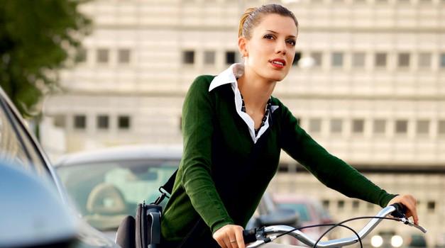 Pobegni iz mesta s kolesom. (foto: Shutterstock)