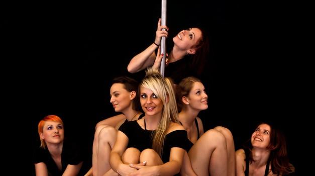 Every Man's Dream - prvi slovenski šov plesa na drogu (foto: promocija)