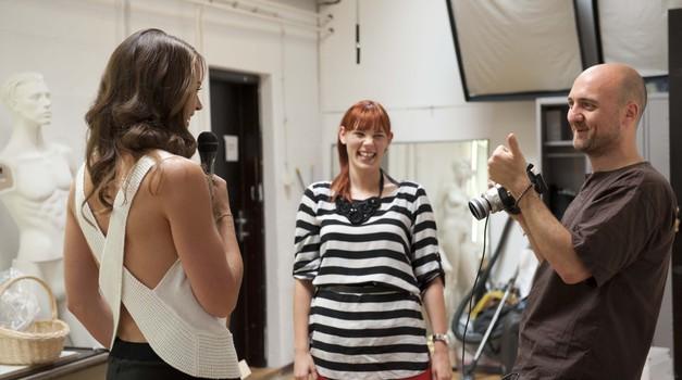 Tina Maze z nagradnim vprašanjem eksluzivno za Cosmo TV