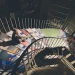 Kino Šiška gosti: Ni vse zgoraj, kar je spodaj! (foto: David Lotrič)