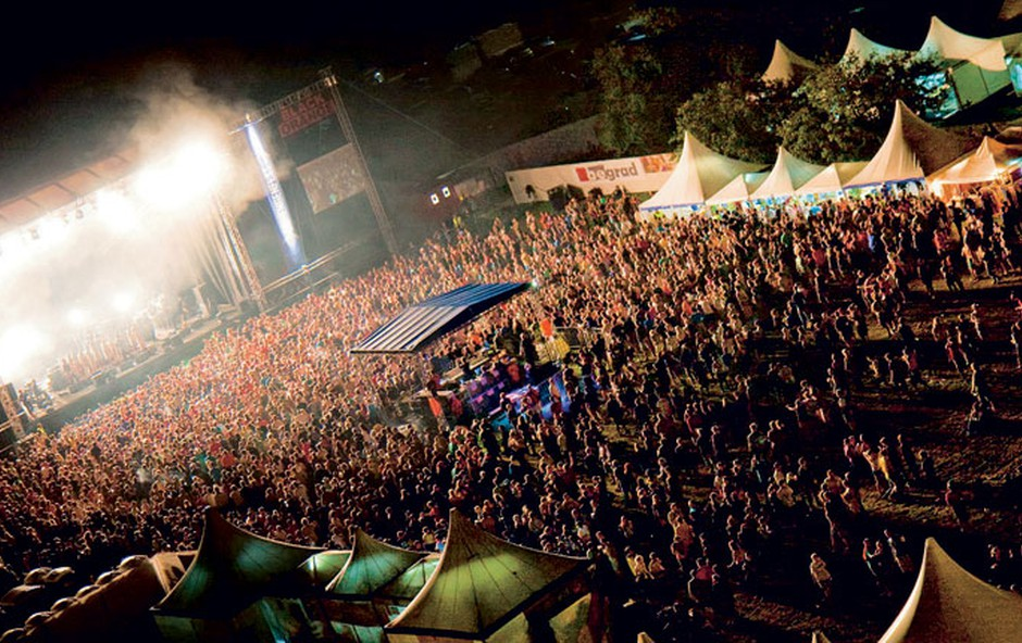 Festivali in koncerti v juliju in avgustu