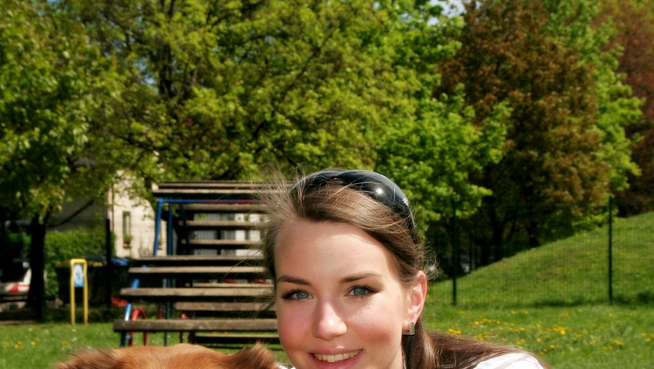 Živa Viktoria Turk - mis športa Slovenije 2011 - s posebnim poslanstvom (foto: promocija)