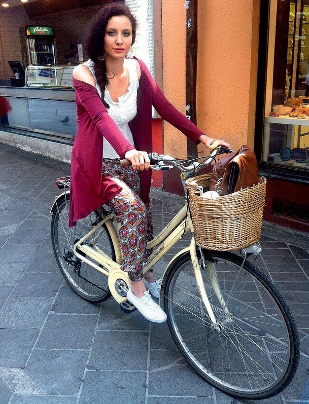 Moda po ljubljansko... (foto: Maja Možic, Manca Čampa)
