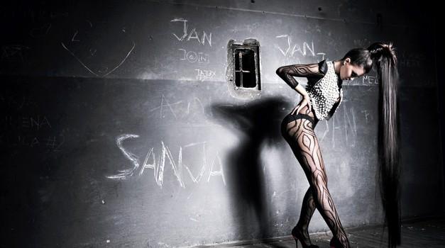 Sanja G (foto: Tibor Golob) (foto: promocija)