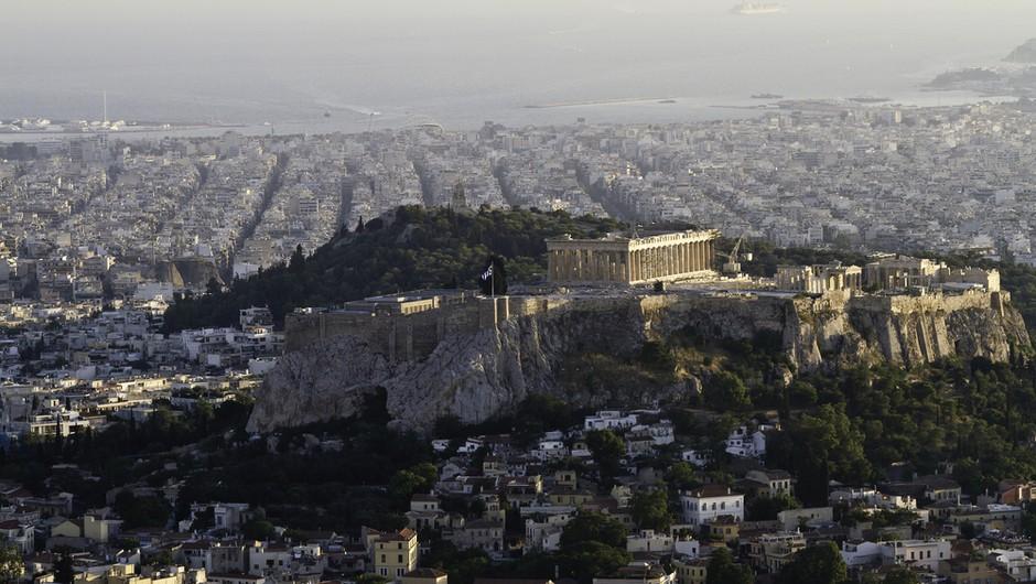 Pogled na Akropolo in kontracepcija (foto: shutterstock)