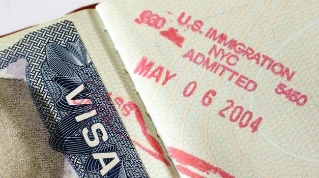 Napeto poletno branje: Ameriška viza (foto: shutterstock)