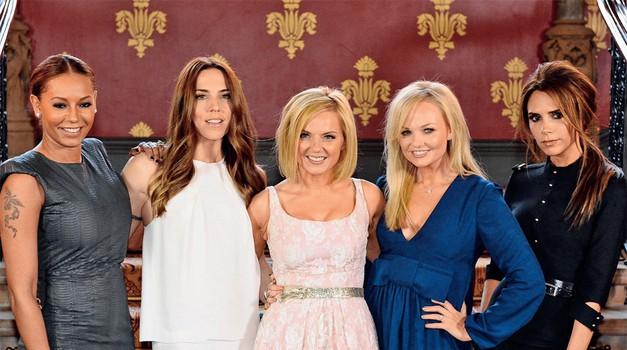 Se obeta film o Spice Girls? (foto: Profimedia)