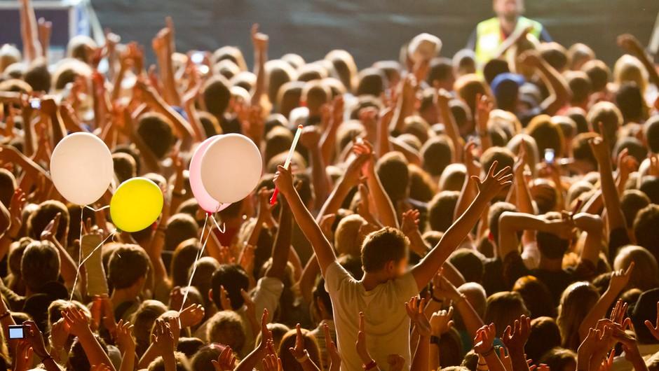 Podarjamo karte za dva glasbena festivala (foto: shutterstock)