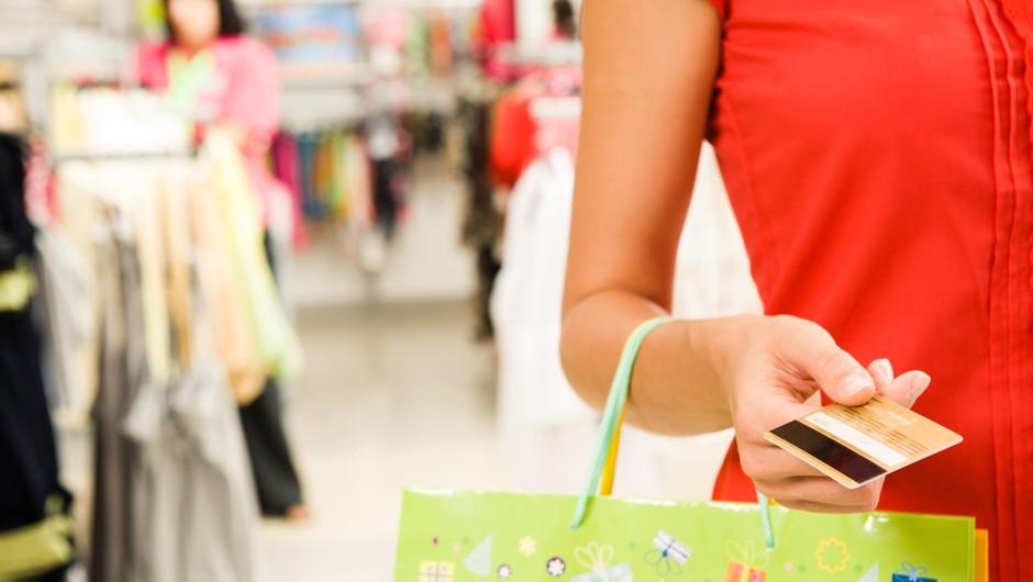 Kreditne kartice na počitnicah (foto: shutterstock)