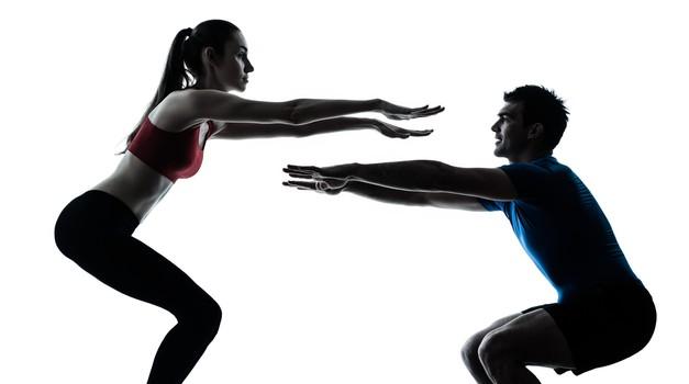 Treniraj noge, pa bo napredovalo celo telo! (foto: shutterstock)