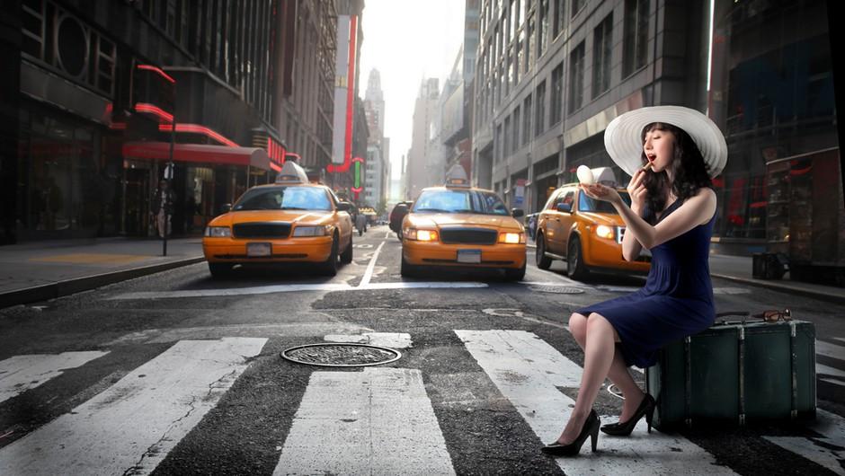Napeto, duhovito in romantično branje: Manhattanski dragulji (foto: shutterstock)