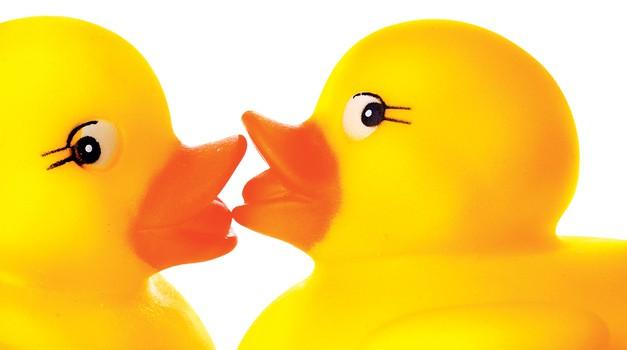 Poljubi podaljšujejo življenje (foto: Peter Murdock, Shutterstock)