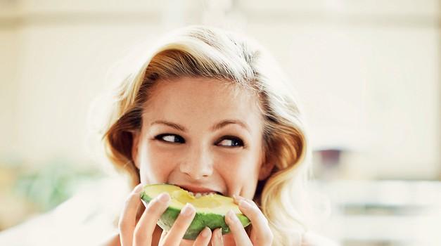 S hrano do boljše forme (foto: Alexa Miller)