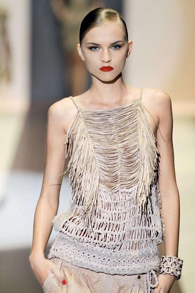 Vrnitev v dvajseta leta - modne rese, resice! (foto: Story Press)