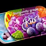 BURGUNDY GRAPE: Narejeni iz najokusnejšega rdečega grozdja z enim samim namenom. Da vas zavedno zasvojijo!  Dodan je ščepec MENTOLA, ki vedno znova povzroči eksplozijo sadne osvežitve. (foto: promo)