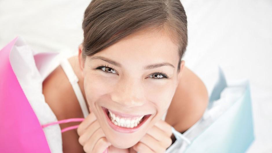 Aquafresh izziv: Iščemo 2 milijona nasmehov! (foto: Shutterstock)