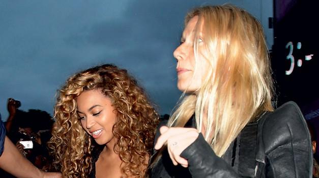 BeyoncÉ in Gwyneth  Paltrow  (foto: Profimedia.si)