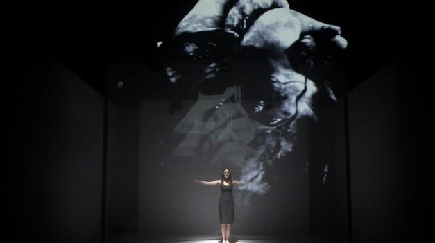Ples v dežju, Barbara Ribnikar (foto: promocijsko)