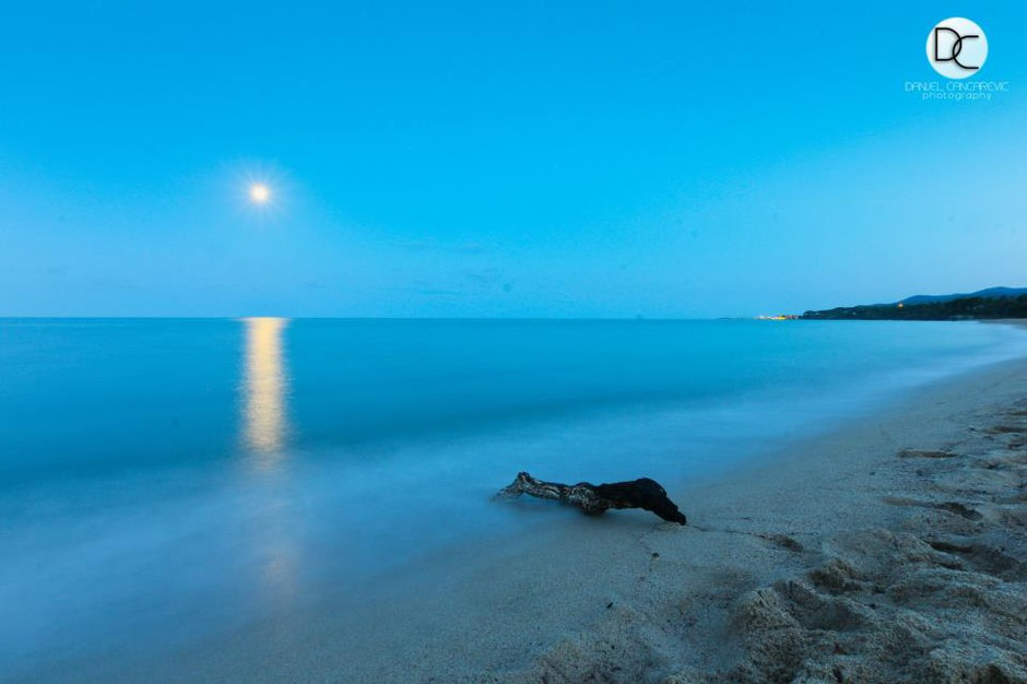 Vzhodna stran otoka, Solenzara (foto: Danijel Čančarević)