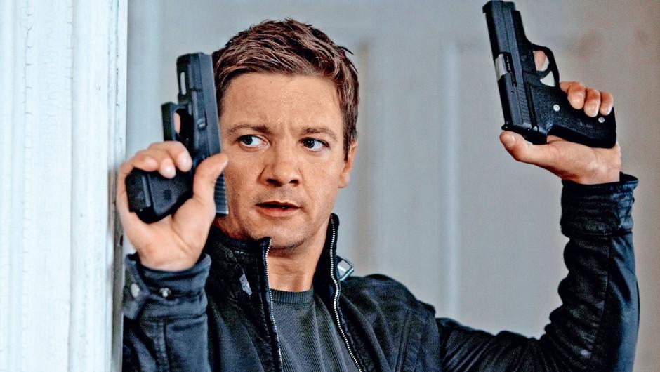 Akcijski pustolovski triler Bournova zapuščina je že četrti del filma o slavnem skrivnem agentu, ki ga je v prvih treh delih igral Matt Damon. (foto: Profimedia, Shutterstock, Karantanija cinemas, Getty Images)