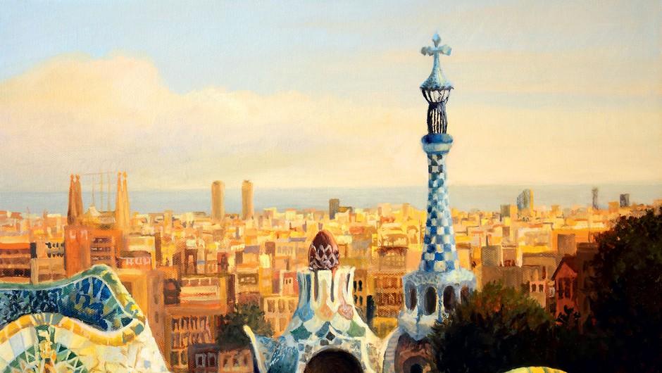 BARCELONA! (foto: Shutterstock.com, osebni arhiv)