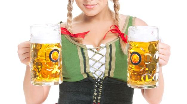 Oktoberfest - poln presežkov, tudi slabih (foto: shutterstock)