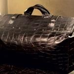 Stare zdravniške torbe dobivajo novo dimenzijo življenja. (foto: Goran Antley)