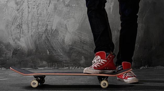 Rolkanje v sežanskem skate parku odpovedano (foto: shutterstock)