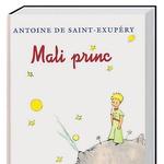 Mali princ, Antoine de Saint-Exupéry. Knjiga francoskega pisatelja in pilota je bila prevedena v 180 svetovnih jezikov in je bila najprej mišljena za otroke. Zgodbo o večnem otroku v nas je bila prvič izdana leta 1943, s slikami pa jo je okrasil kar pisatelj. Kdor hoče videti, mora gledati s srcem. Bistvo je očem nevidno. V slovenščino je knjigo prevedel pesnik Ivan Minatti. PRODANO: približno 200 milijonov. (foto: Lisa)