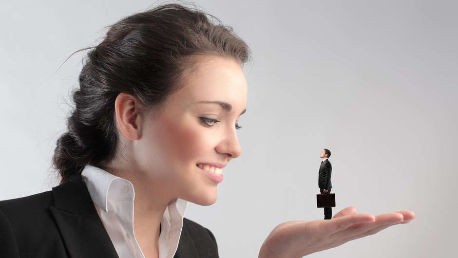 Zakaj je moške strah uspešnih žensk (foto: shutterstock)