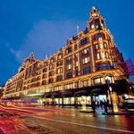 Harrods, London  (foto: Goran Antley)
