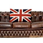 British vintage kavč (foto: Shutterstock.com, osebni arhiv)