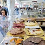 Čokolada, čokolada, vsepovsod čookoooolaadaaa ;) (foto: Foto: Aleš Cvirn)