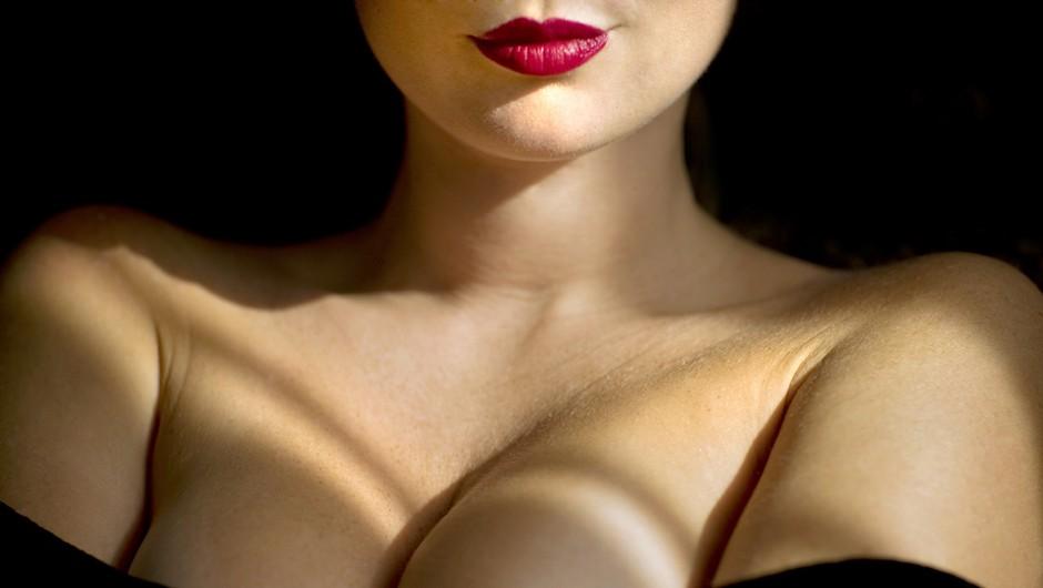 Povprečna velikost ženskega oprsja se veča! (foto: shutterstock)