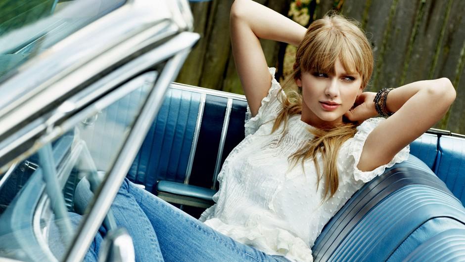 5 stvari, ki jih nisi vedela o Taylor Swift (foto: Matt Jones, Angela Weiss ...)