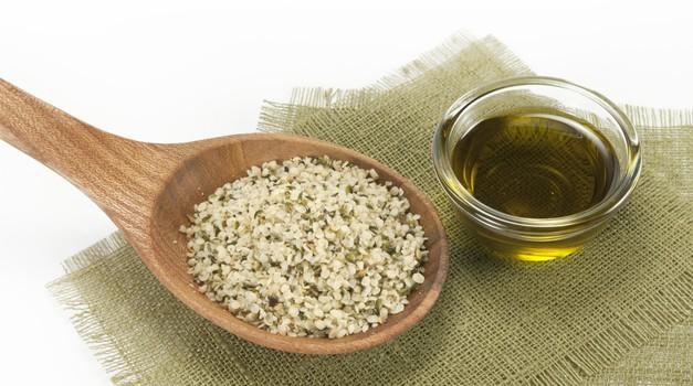 Konopljino olje za zdravje (foto: shutterstock)