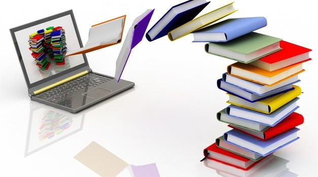 20.000 angleških e-knjig zdaj na dosegu klika (foto: shutterstock)