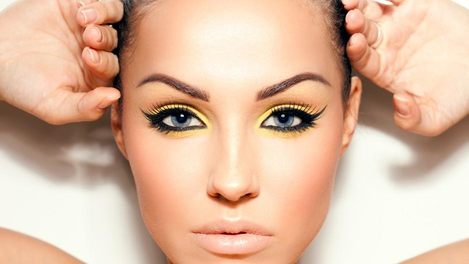 Lepotni nasvet: Lepe obrvi naredijo lep obraz! (foto: shutterstock)
