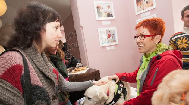 Zavod PET: Pes je lahko del terapevtskega procesa!