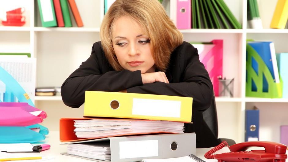 Ko te pretresa stres (foto: shutterstock)