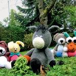 Ustvarjalka Urška Petek - WoolAround: Kvačkanje je lahko pestro (foto: osebni arhiv)