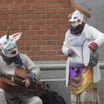 Fotografije povedo vse: Zmajev karneval v Ljubljani (foto: Goran Antley)