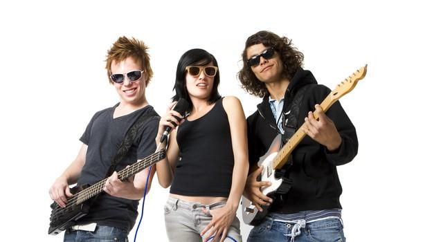 ŠOUROCK '13 išče najboljše študentske in dijaške glasbene rock skupine (foto: shutterstock)