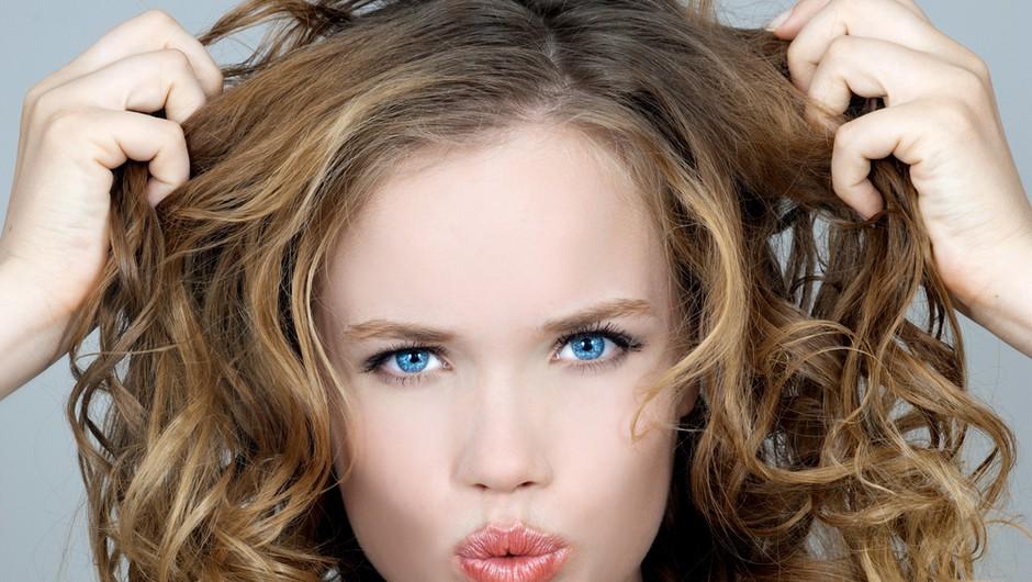 Lepotni triki za krotilke las: ukročena frizura! (foto: shutterstock)