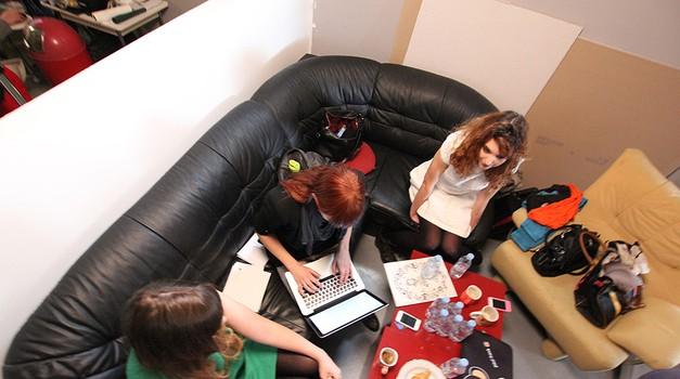 Kandidatke za Cosmo novinarko izbrane in že pred prvim izzivom (foto: Danijel Čančarević)